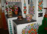 Malowanki Zalipiańskie  – malowane domy w Zalipiu