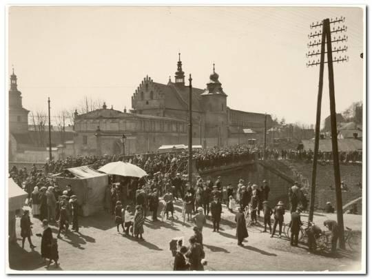 Odpust Emaus w Krakowie (fot. Muzeum Historyczne Miasta Kraków)