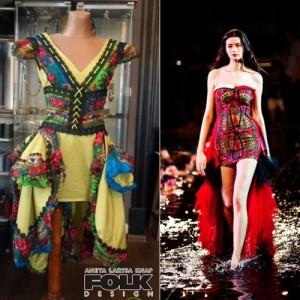 Aneta Larysa Knap - Folk Design