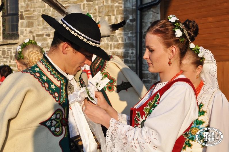 Góralski ślub - tradycja