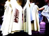 Ruuzga – odzież artystyczna z ludowymi motywami