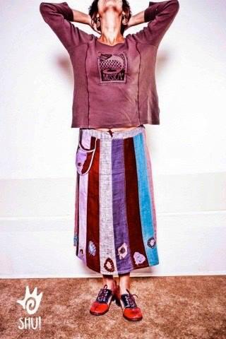Ruuzga - koszulka folk