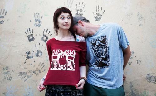 Ruuzga - koszulki folk