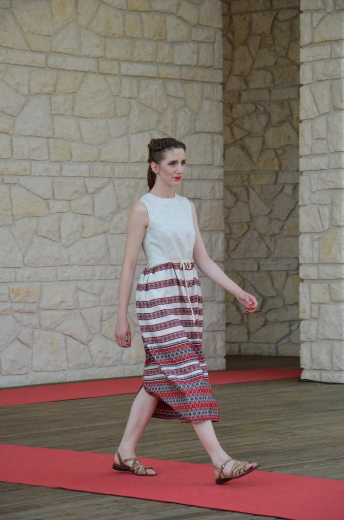 Etnomania 2014 - pokaz mody etno