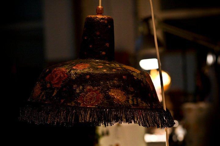 Poltwór - lampa