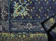 Druk batikowy w ludowym farbiarstwie