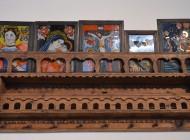 Wizerunki świętych w sztuce ludowej