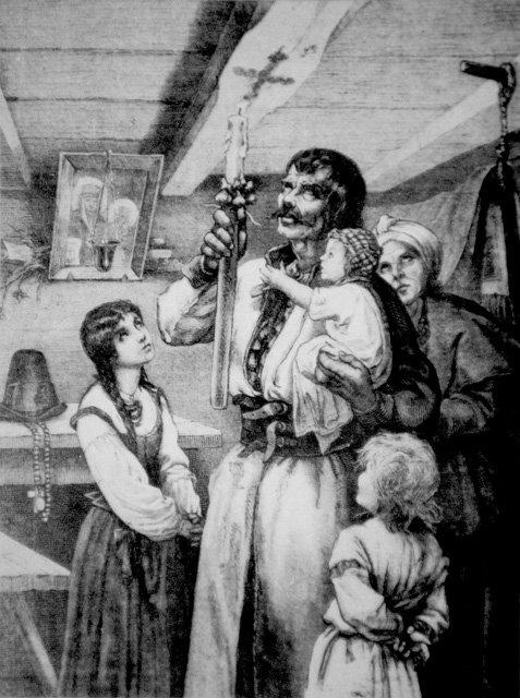 Rysunek Michała Andriollego  (pl.wikipedia.org)