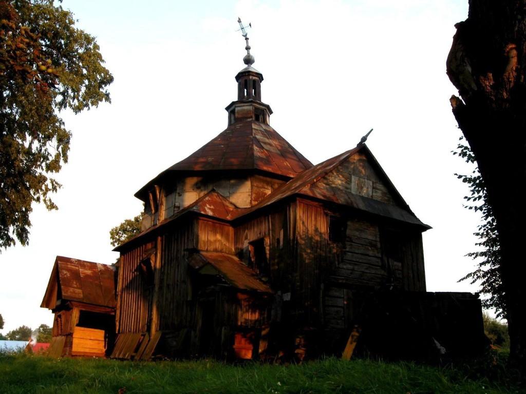 Cerkiew Opieki Matki Bożej w Miękiszu Starym