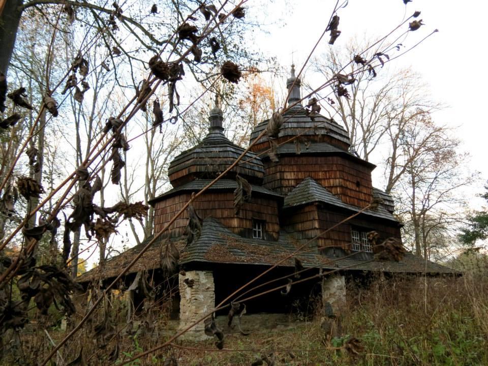 Cerkiew św. Dymitra z Piątkowej