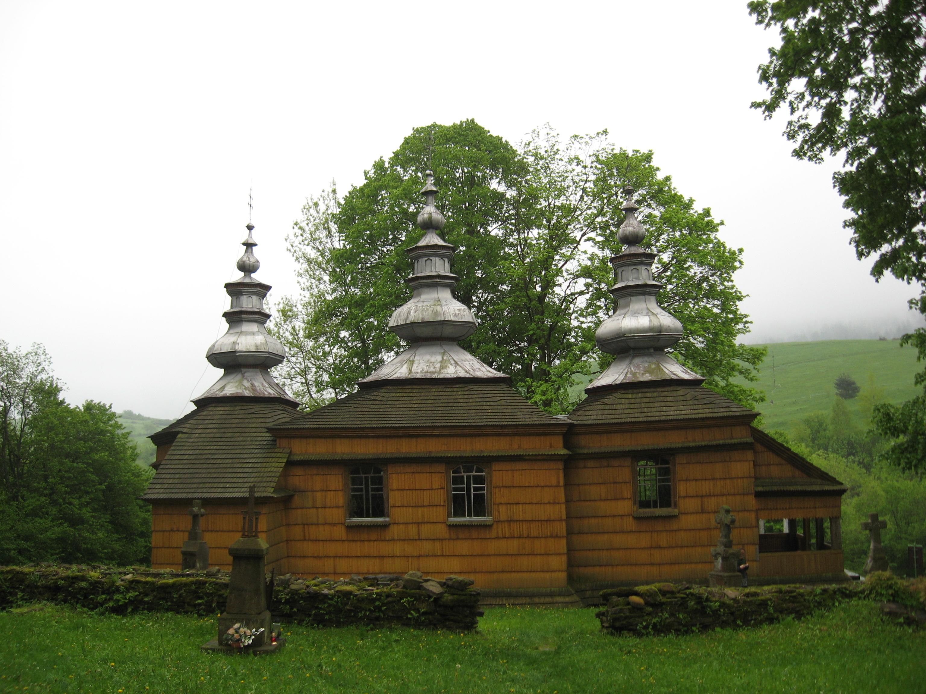 Cerkiew św. Mikołaja w Rzepedzi
