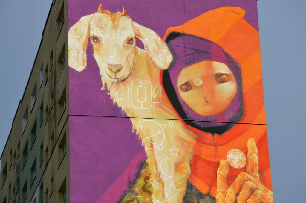 """Inti, """"Wierzę w kozy"""" (fot. M. Armata)"""