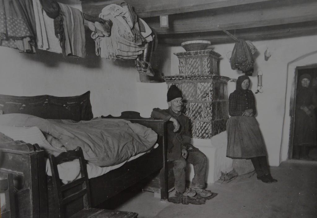 Chłopi węgierscy (foto: Muzeum Etnograficzne w Budapeszcie)