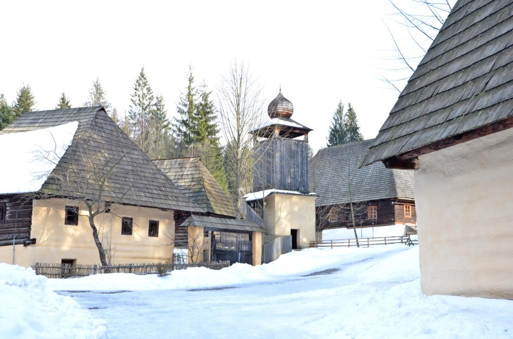 Skansen w Zubercu (fot. M. Armata)