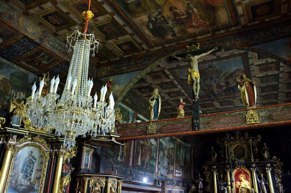 Kościół pw. Św. Jana Chrzciciela w Orawce (fot. M. Armata)