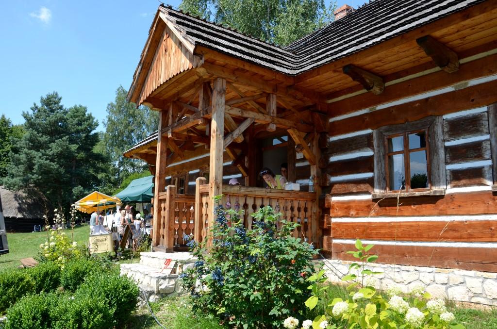 Nadwiślański Park Etnograficzny w Wygiełzowie (fot. M. Armata)