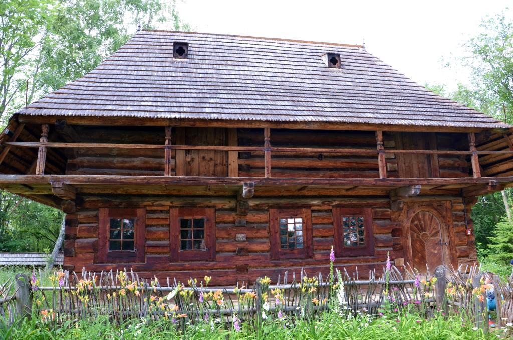 Orawski Park Etnograficzny w Zubrzycy Górnej (fot. M. Armata)