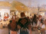 Jak dawniej wyglądało święcenie pokarmów wielkanocnych?