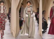 Valentino – moda inspirowana ludowością
