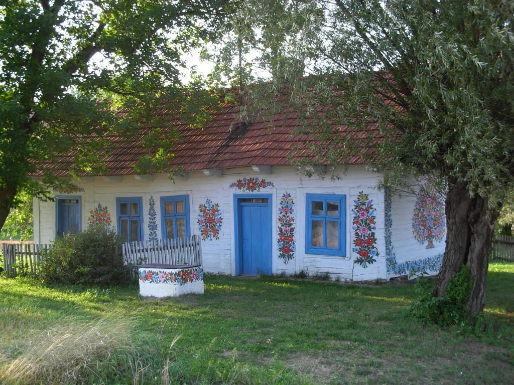 Zalipie - malowana wieś (fot. pl.wikipedia.org)