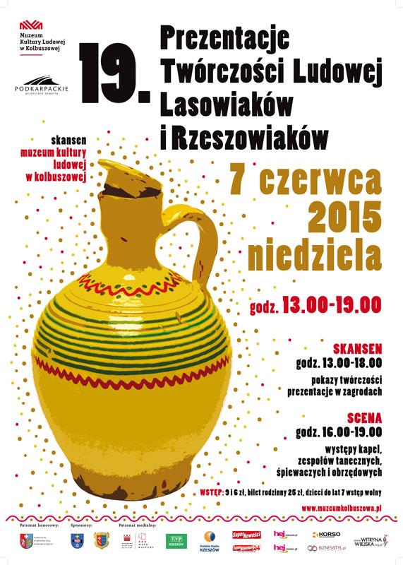 Prezentacje Twórczości Ludowej Laowiaków i Rzeszowiaków