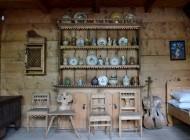 Jak dawniej oświetlano wnętrza wiejskich izb?