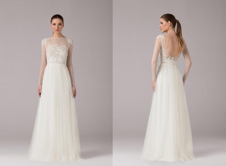 Model: Joy, Anna Kara - rustykalna suknia ślubna