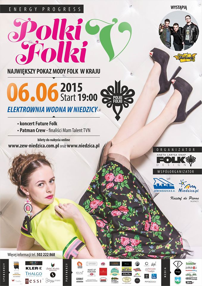 Polki Folki - pokan mody folk 2015